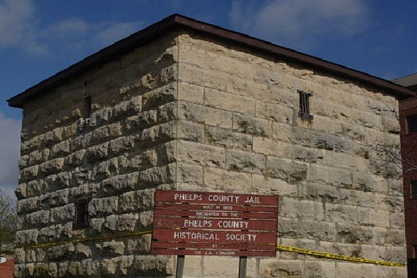 Limestone Block Jail