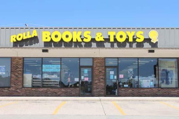 Rolla Books & Toys